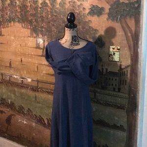 9ac4cba4fcd Oshoplive Dresses - Oshoplive Long bohemian blue dress